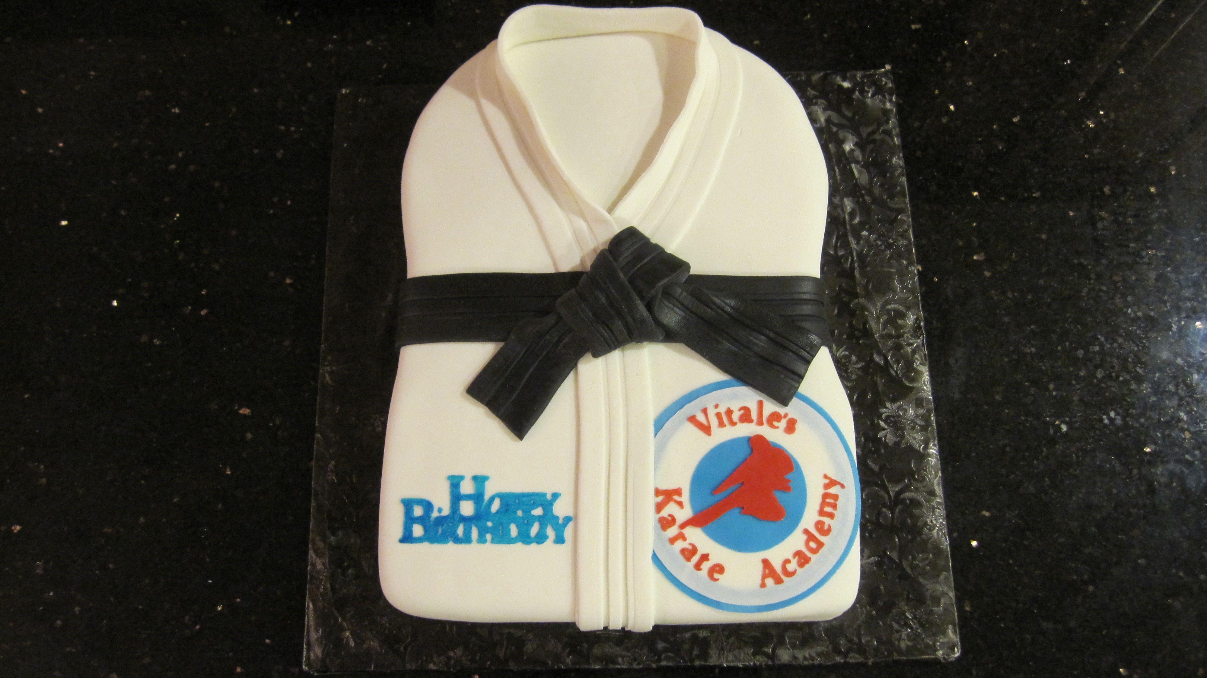 karate cake | karate cake — Birthday Cakes
