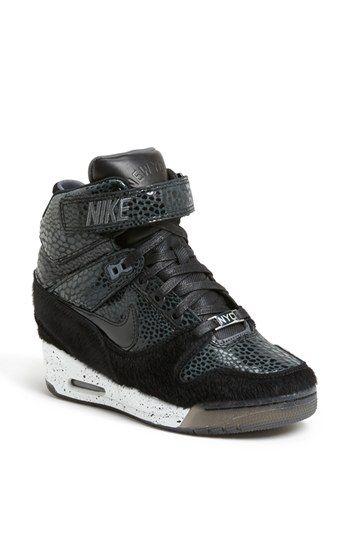 6af1e2907d71 Nike  Air Revolution Sky Hi  Hidden Wedge Sneaker (Women) available at   Nordstrom