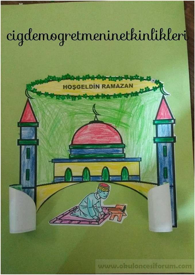 Hosgeldin Ramazan Okul Oncesi Etkinlikleri Ramazan Okul Oncesi Okul