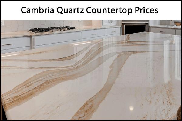 Cambria Quartz Countertop Installation Prices 2020 How Much Do