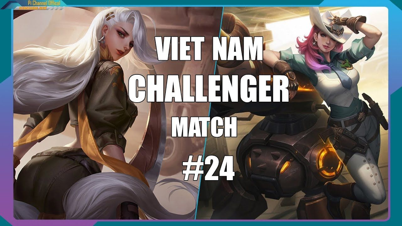 Arena Of Valor Gameplay Viet Nam Challenger Match 24