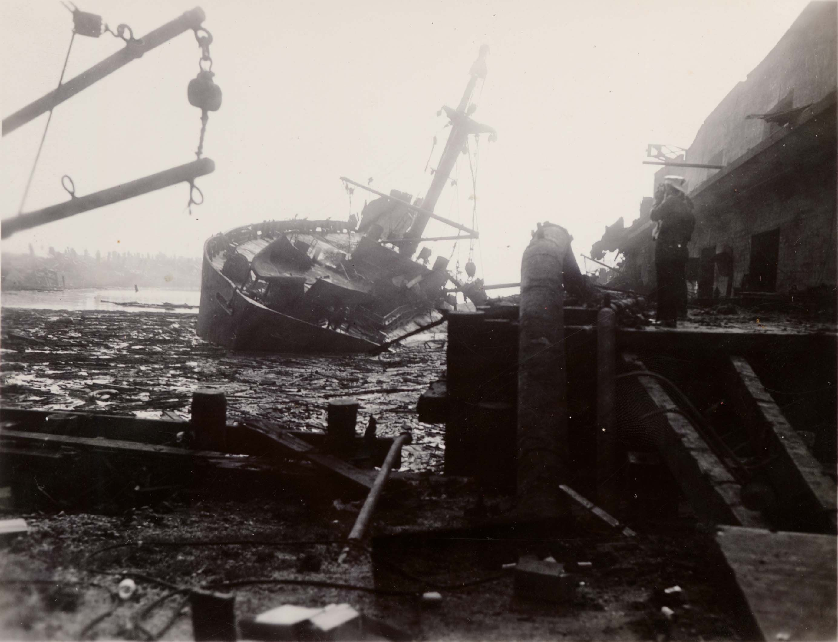 The Texas City disaster was an industrial accident that occurred