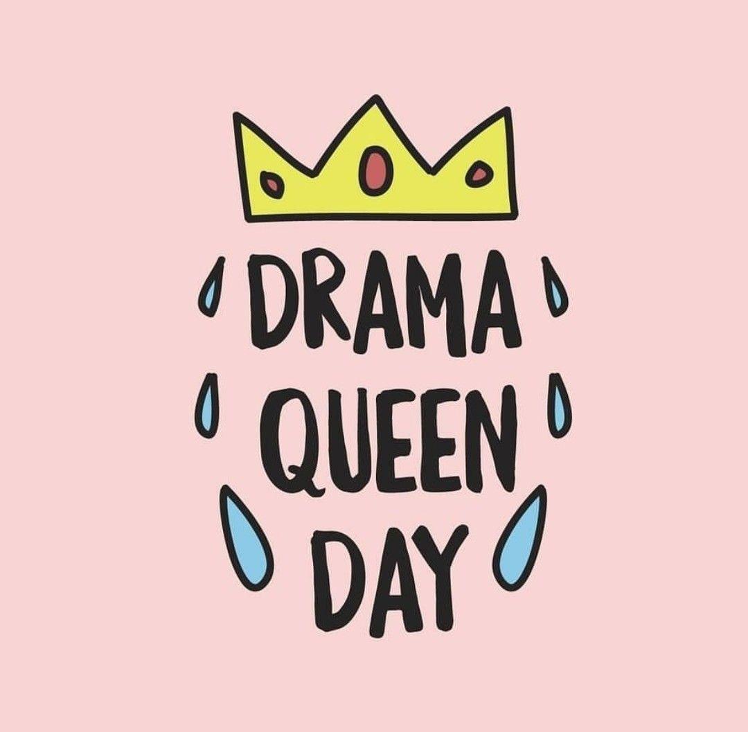 Todas Tenemos Un Día De Drama Palabras Frases Y Decir No