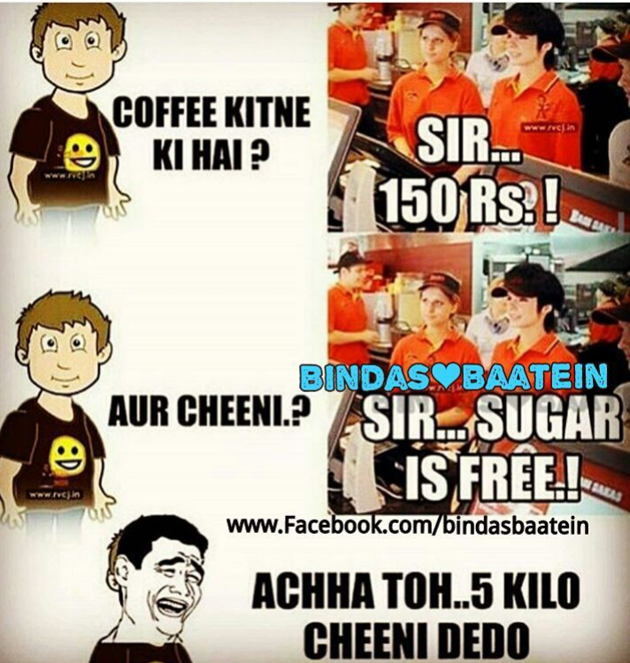 I Can T Translate The Non English Part Hindi But I M Guessing That Last Line Is Something Like Well Then 5 K Really Funny Memes Jokes Quotes Be Like Bro