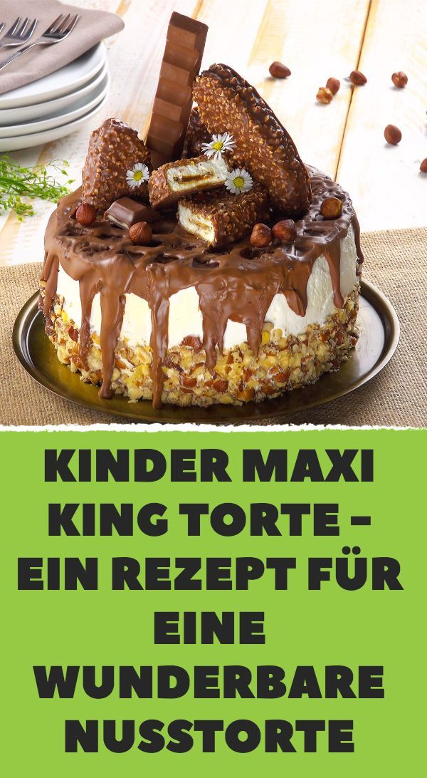 Kids Maxi King Pie A Recipe For A Wonderful Nut Cake