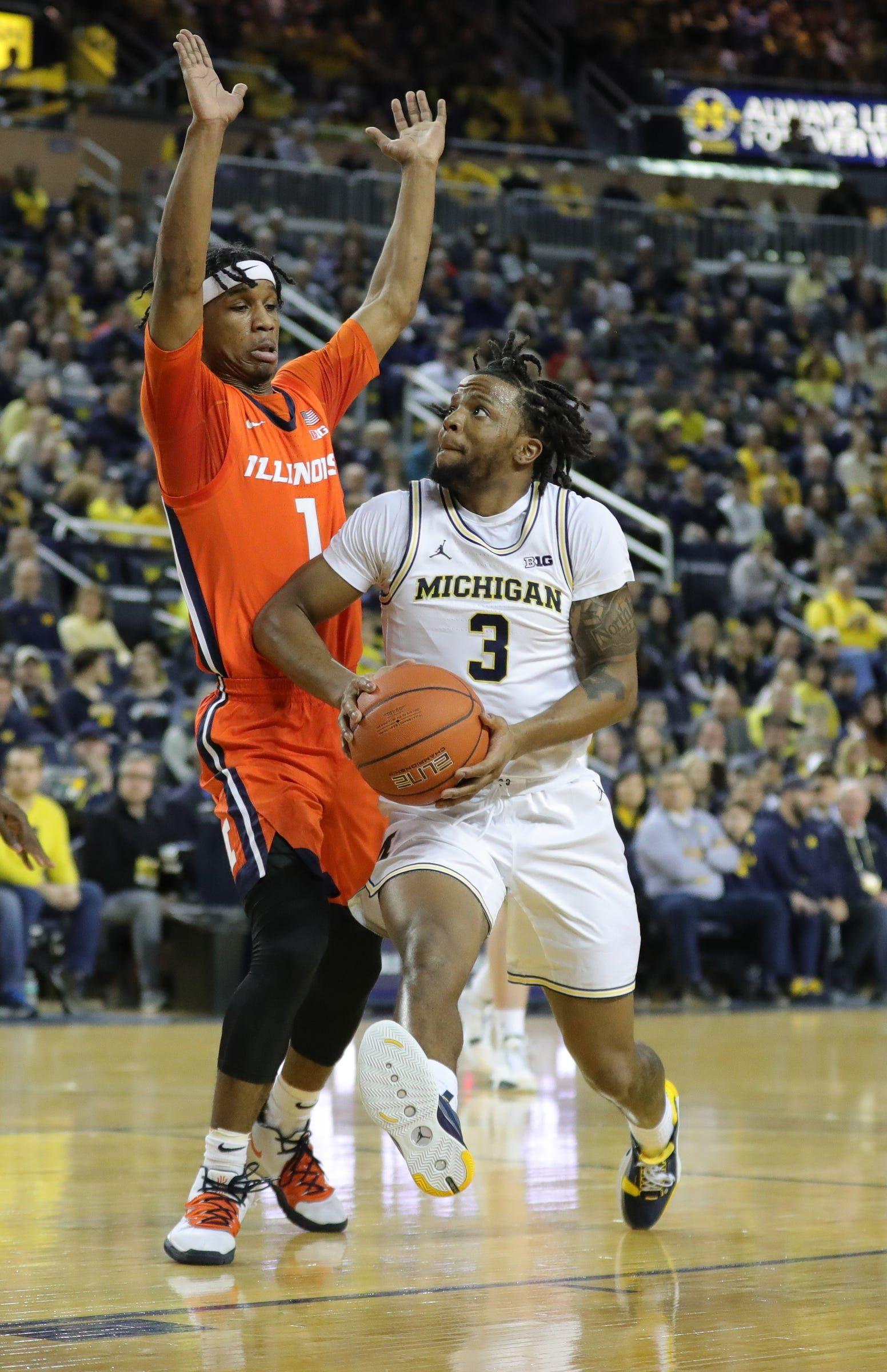 Michigan basketball's Zavier Simpson's shocking suspension