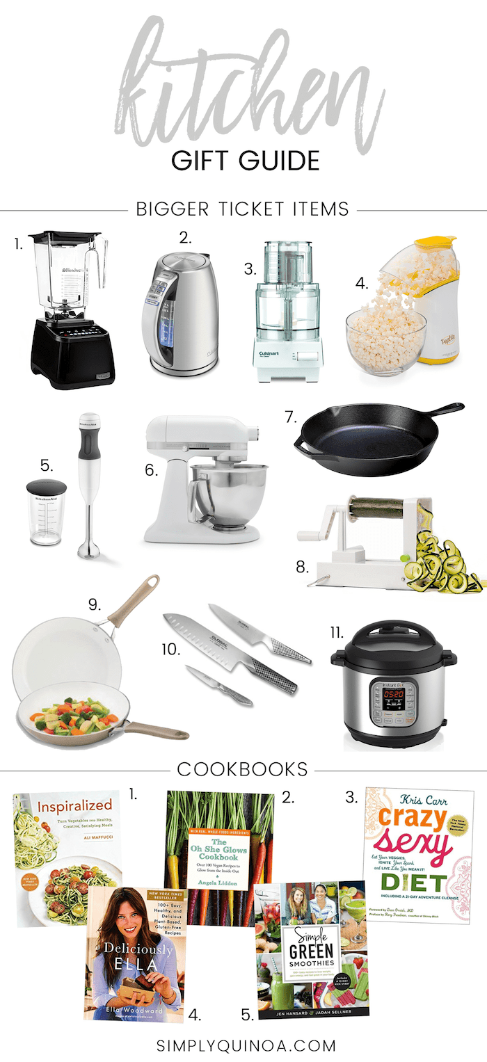 2017 holiday gift guides - Best Kitchen Gifts