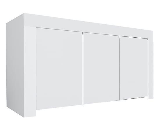 Credenza Due Ante Ikea : Credenza in melaminico con ante amber cm casa
