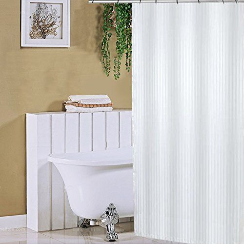 Kimberly Carr Mildew Resistant Pvc Free Shower Curtain Liner