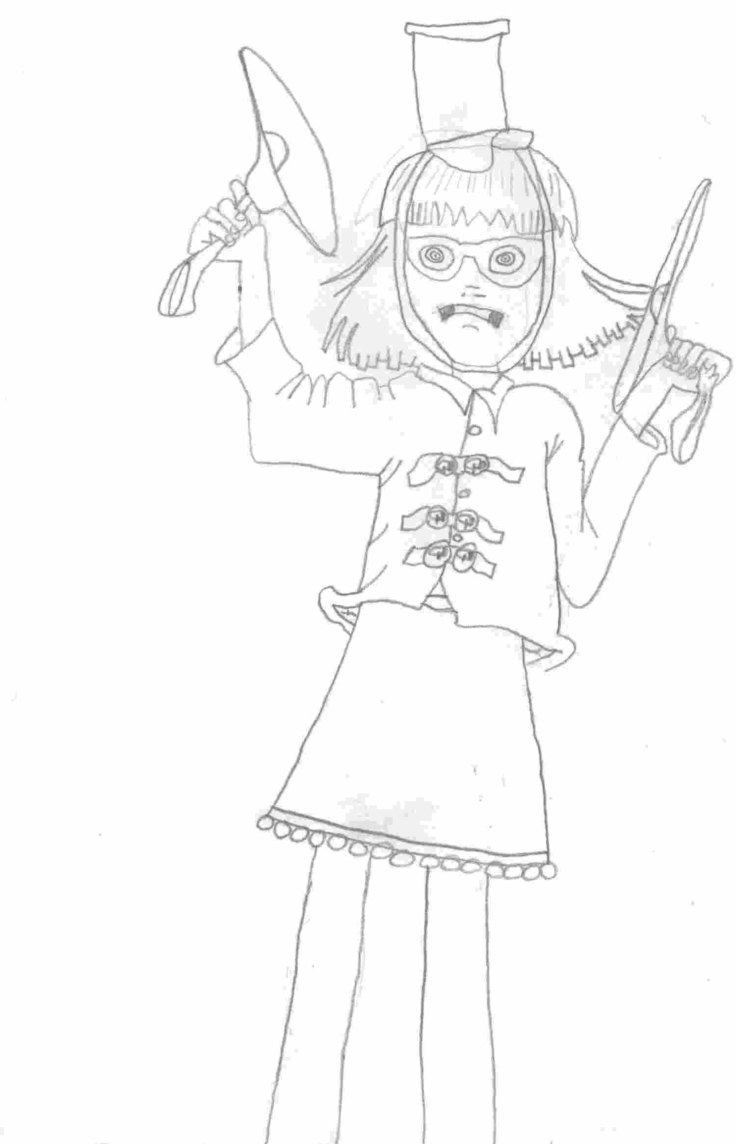 Junie B Jones Free Coloring Pages In 2020 Abc Coloring Pages Coloring Pages Abc Coloring