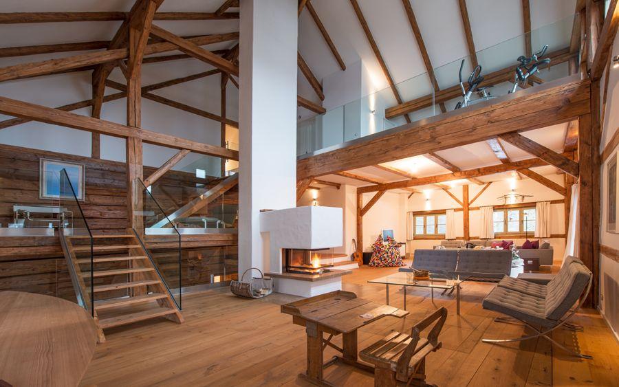 Bauernhaus Anno 1800 Bauernhaus 327 M² In Lochen Am See