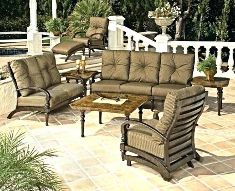 aluminum patio furniture lowes aluminum