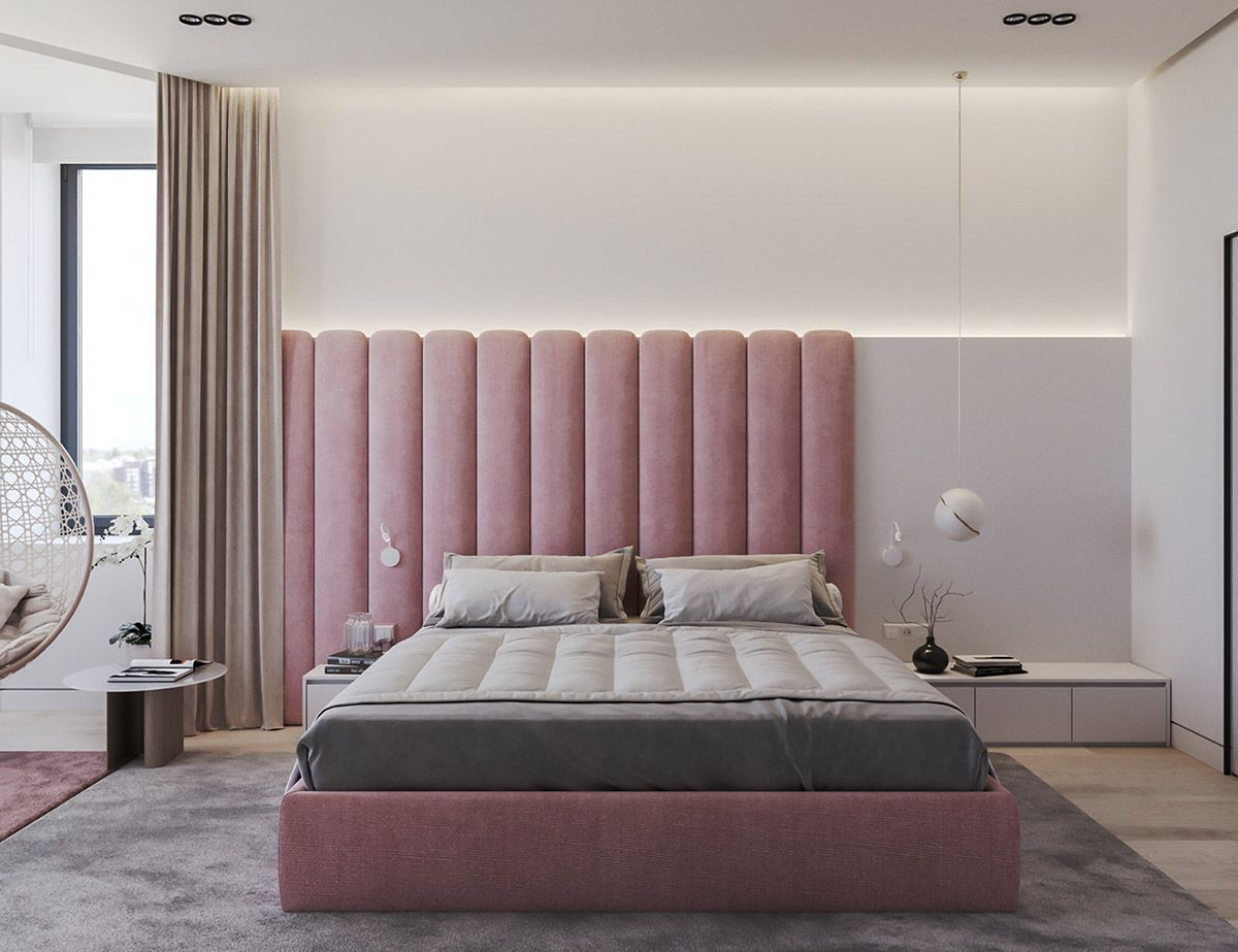 Using Green and Pink As Decor Accents | Stylish bedroom ...