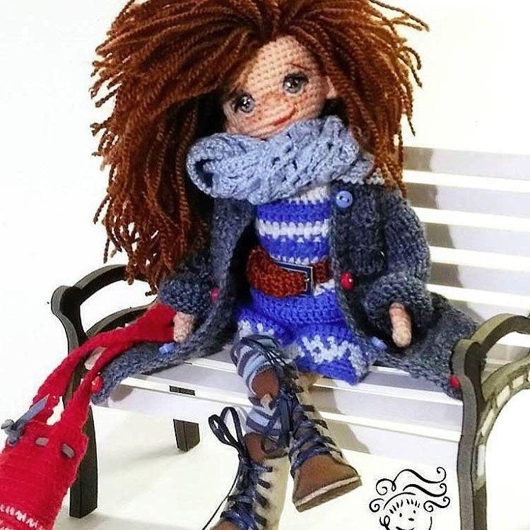 Автор фото @toryyarovikova - подписывайте свои фото тегом #weamiguru, лучшие попадут в нашу ленту! #amigurumi #crochet #knitting #cute #handmade #амигуруми #вязание #игрушки #интересное #ручнаяработа #toys #cute #amigurumilove #хендмейд