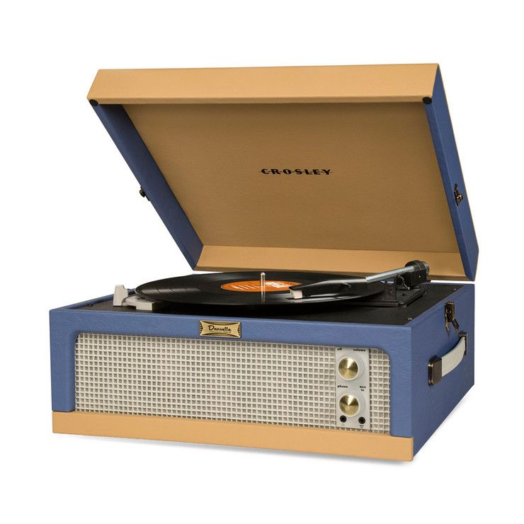 Vinyl Is Back And So Is The Classic Turntable Portable