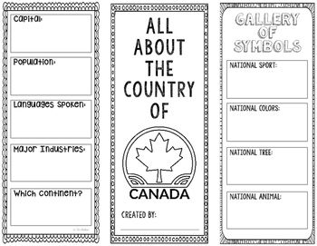 Canada - Research Project - Interactive Notebook