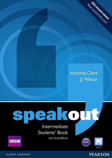 Speakout Intermediate Students Book With Dvd Active Book Teacher Books Student English Book
