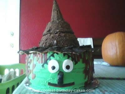 Coolest Witch Birthday Cake Themed cakes Birthday cakes and Witches