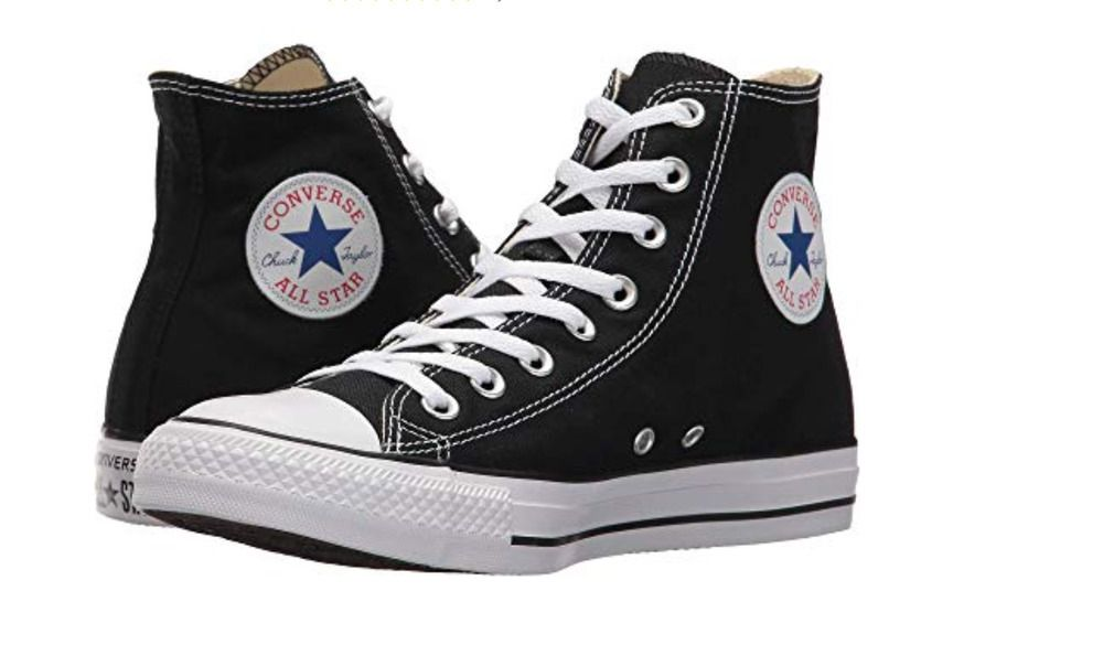 99cad358bd New Converse Youth Chuck Taylor All Stars High Top Black Sneaker ...