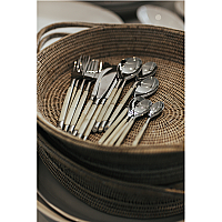 Bone Inlay Stainless Steel Cutlery