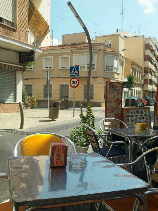 Cafetería Olga