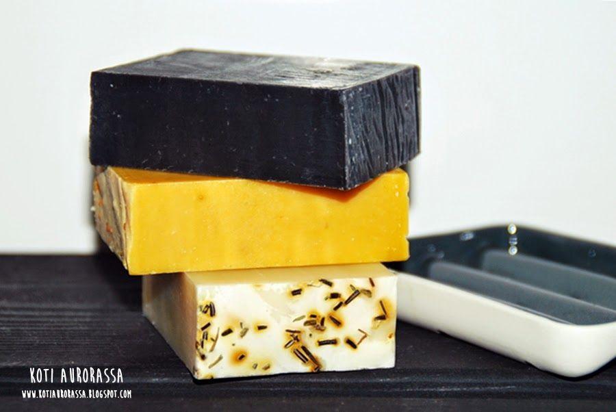 soap factoryn saippuat