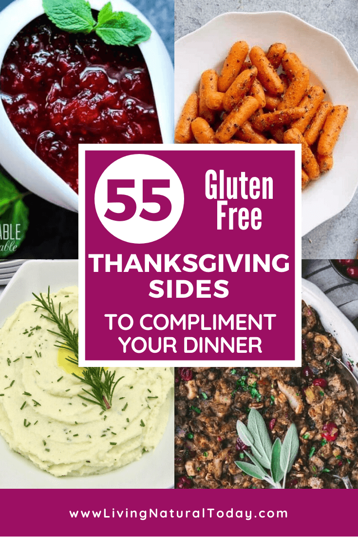 55 Gluten Free Thanksgiving Sides to Complement Your Dinner