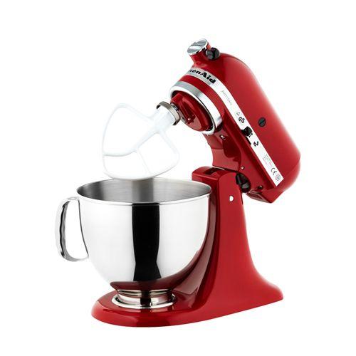 Kitchenaid Ksm150 Stand Mixer Empire Red