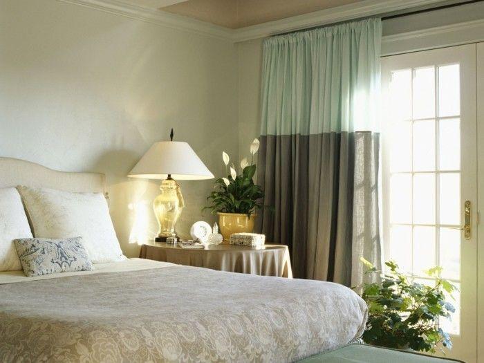 Trendfarben Schlafzimmer ~ Wohnideen schlafzimmer neutrale farben und pflanzen schlafzimmer
