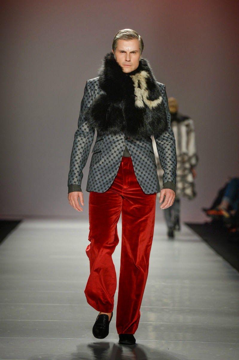 Farley Chatto Autumn / Winter 2014   World Mastercard Toronto Fashion Week