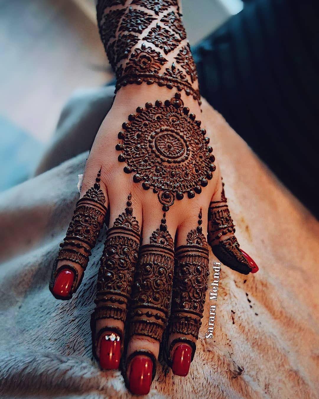 Pin By Neetu Gagan Gauba On Mehndi: Mehndi, Henna, Mehndi Designs