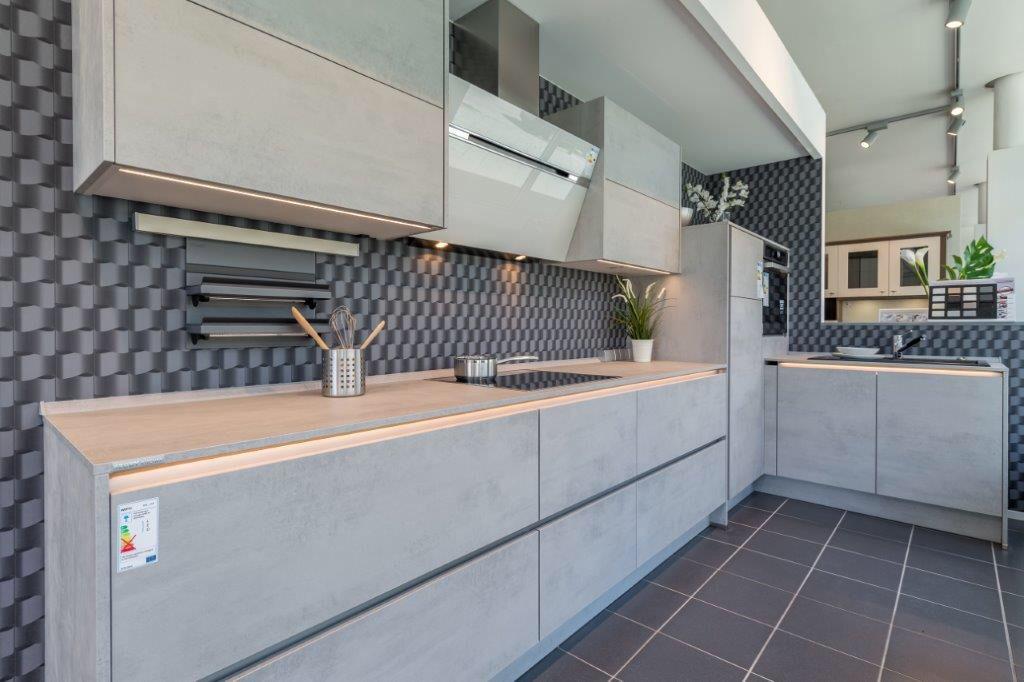 😃u201eGrauu201c wird immer beliebter, als #Möbel- und als #Wandfarbe - nobilia küchen berlin
