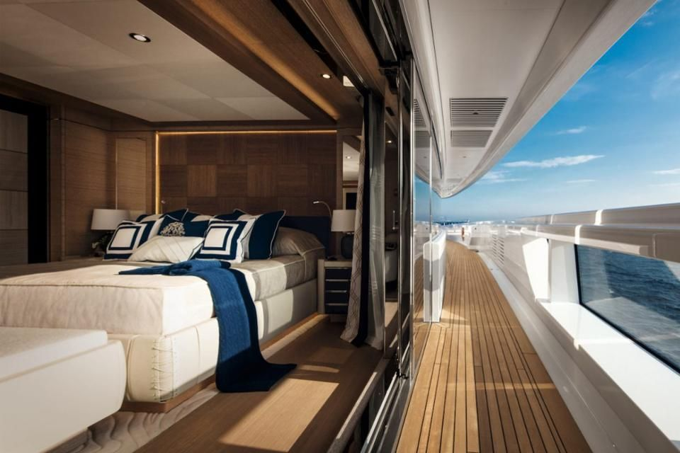 Yacht Club De Monaco Interiors Interiors What We Do Foster