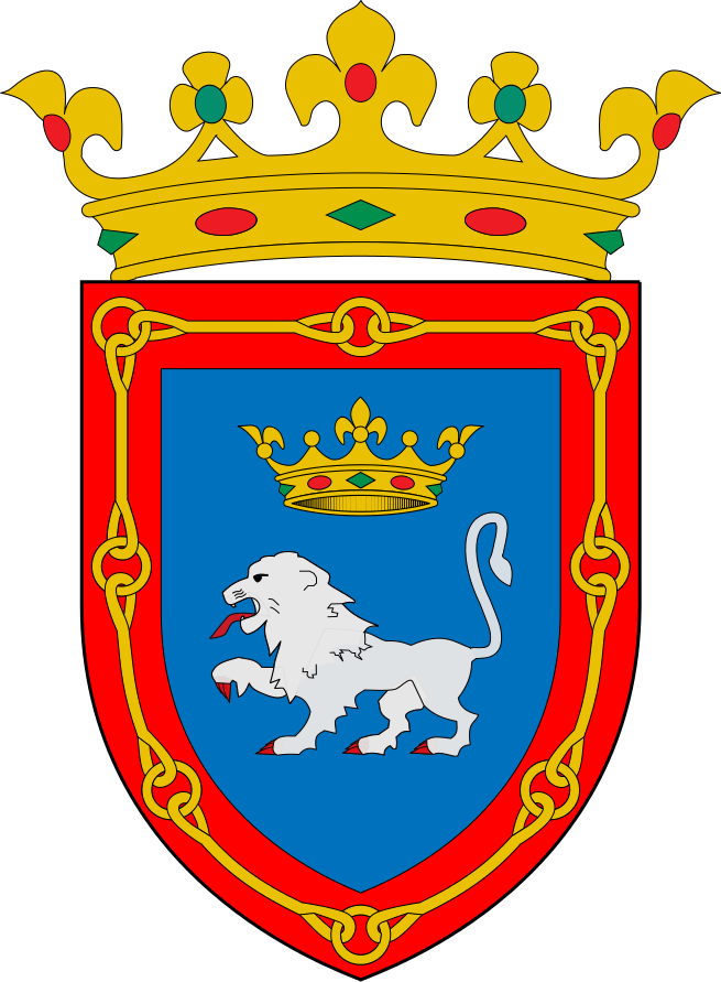 Official seal of Pamplona