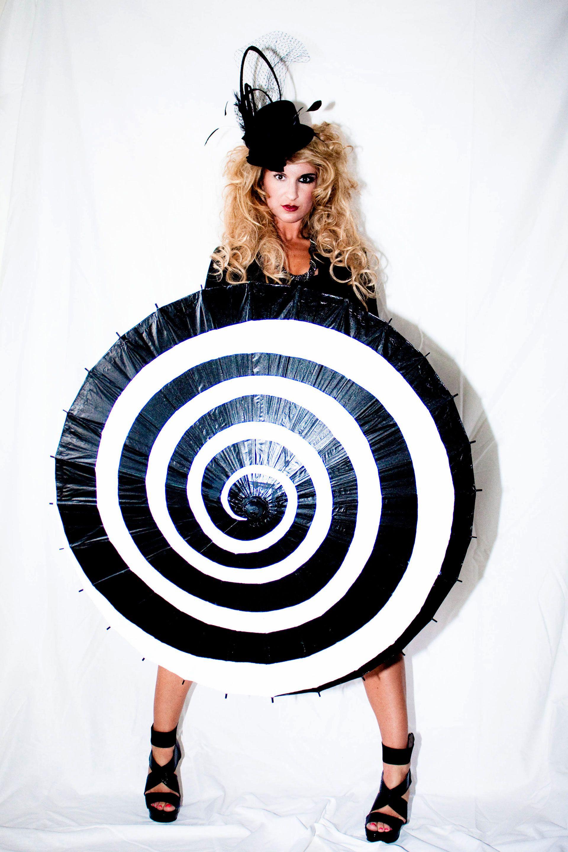La Fashion And Editiorial Stylist Tiffani Chynels Clockwork Orange