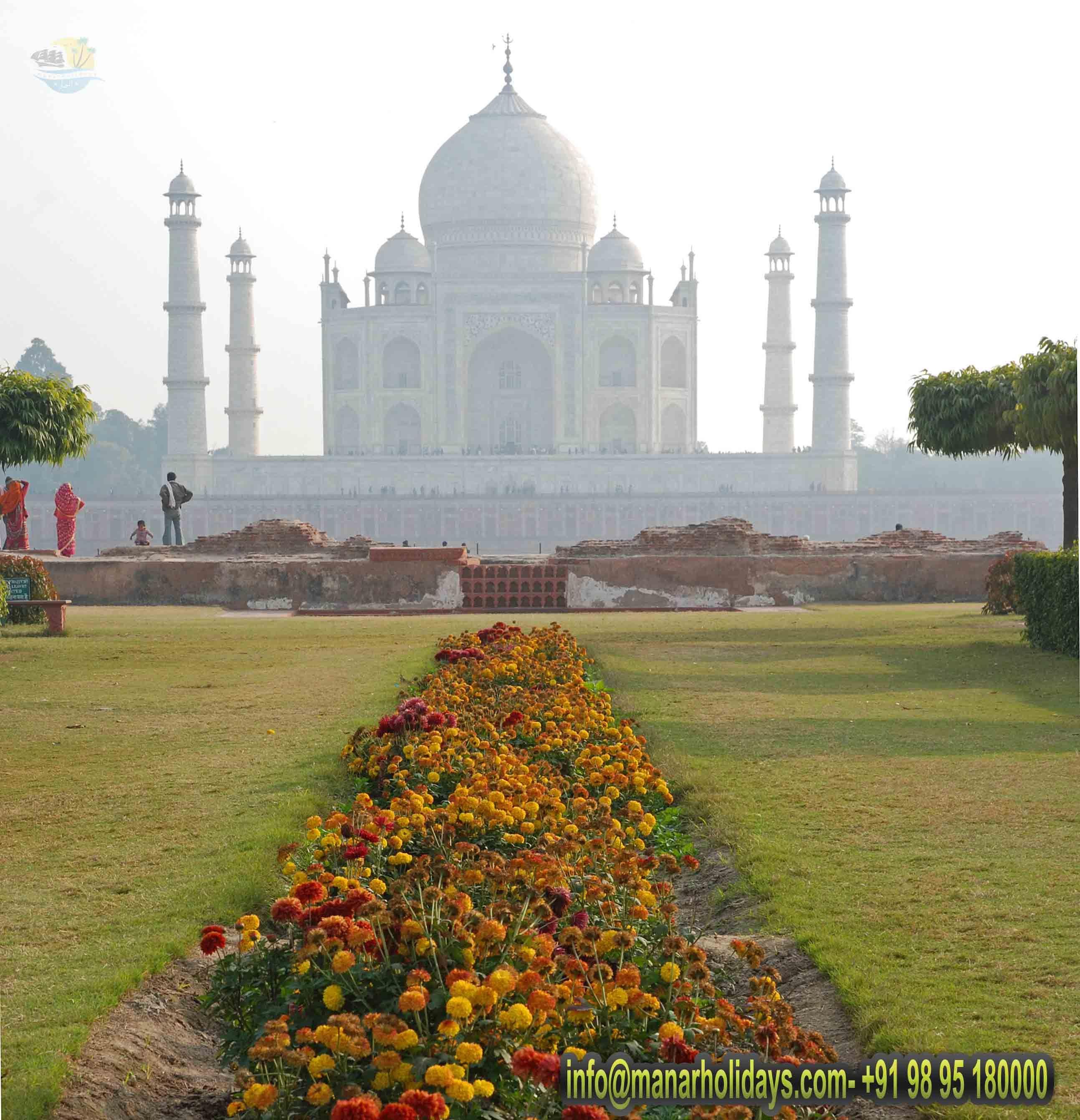 تهاج الحديقة هي واحدة من أجمل حديقة في العالم Seven Wonders Wonders Of The World World