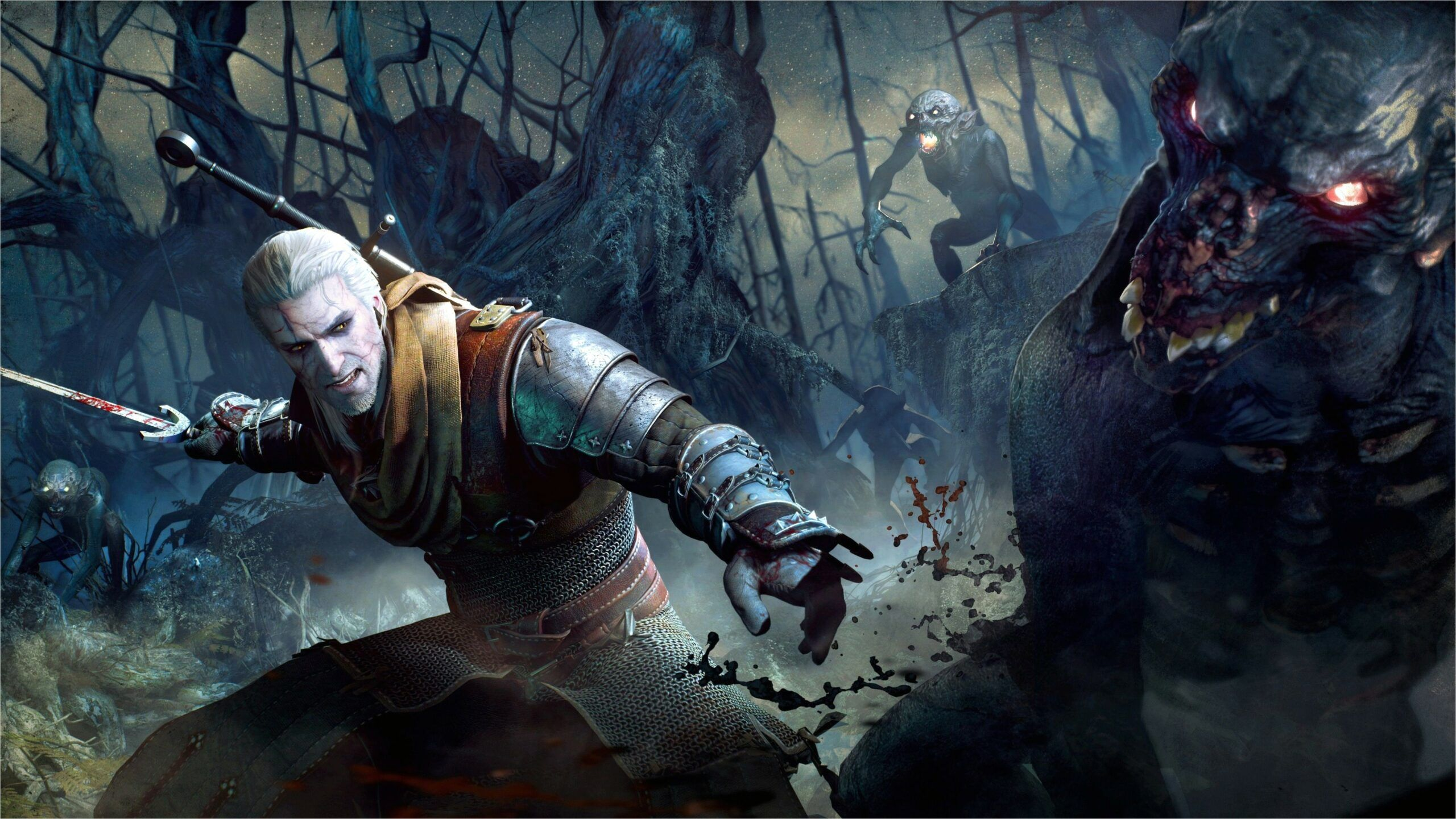 The Witcher Wallpaper 4k In 2020 The Witcher 3 The Witcher Pc
