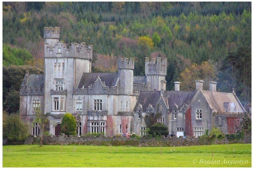 Castle Gurteen De La Poer In Kilsheelan Castles In Ireland Ireland Pictures Castle