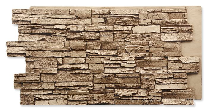 norwich colorado stacked stone panel  stacked stone faux