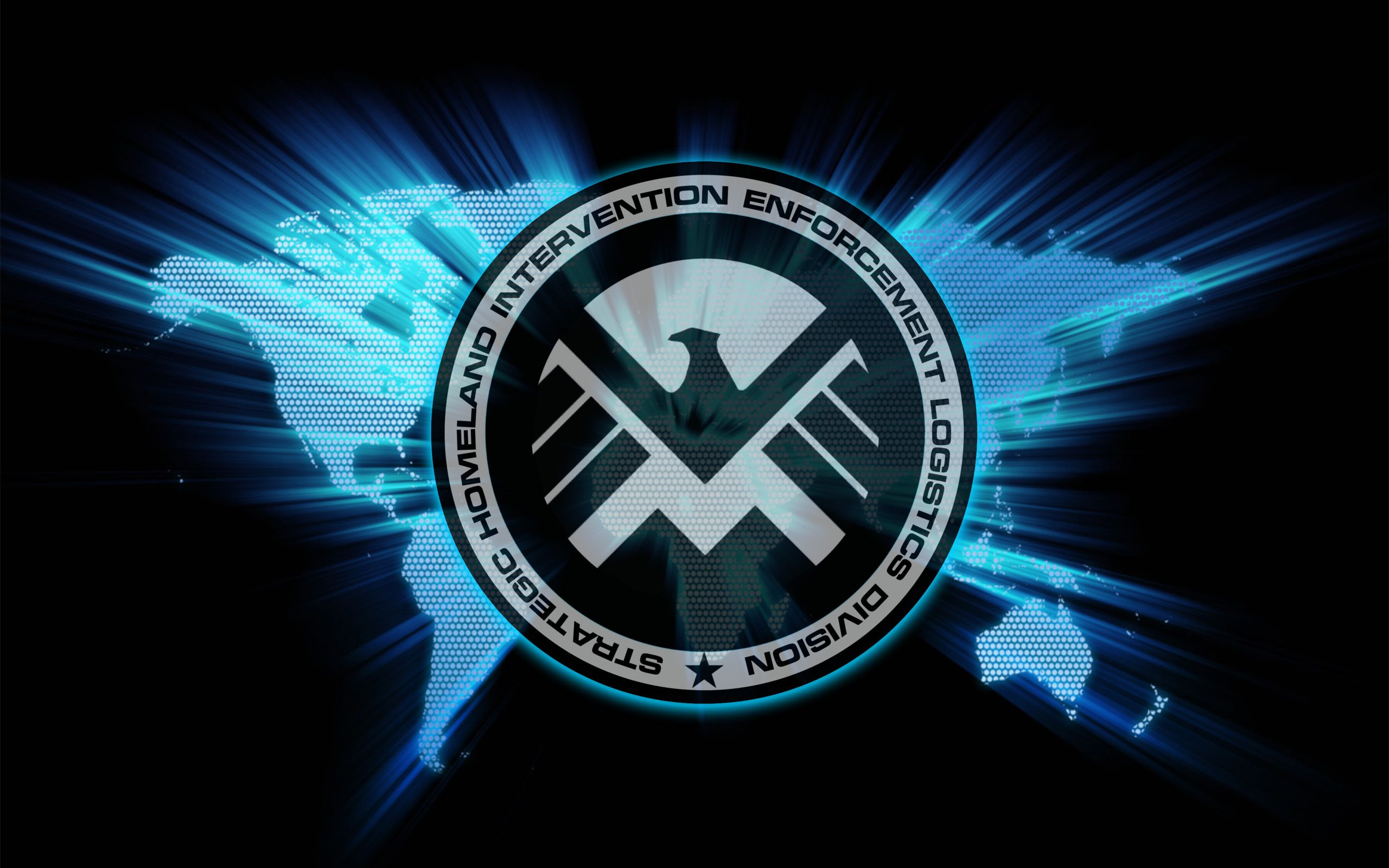 Marvel Shield Logo Wallpaper 5 2560x1600