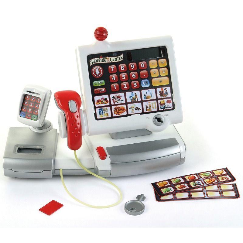 Günstig online entdecken: Elektronische Registrierkasse von Klein bei Spielzeug.World!