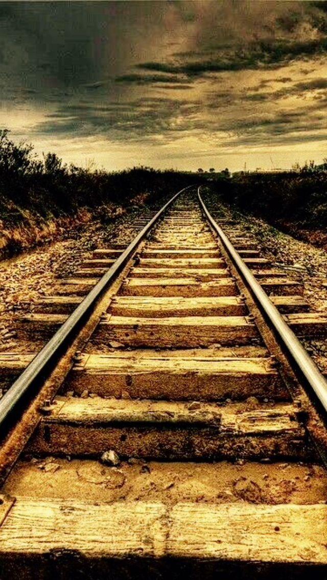 Railway in Santa Maria source Railroad tracks