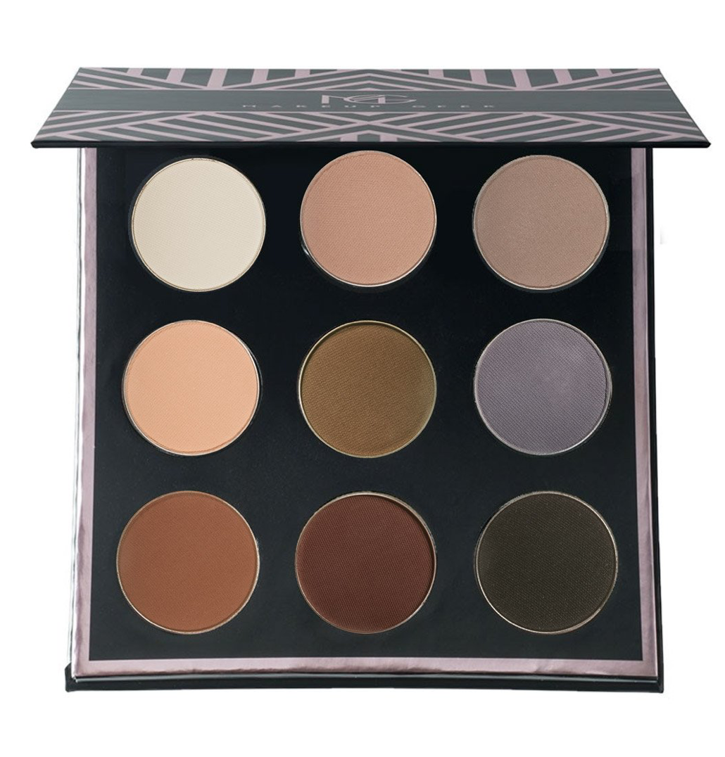 NOT SO BASIC EYE SHADOW PALETTE Makeup geek eyeshadow