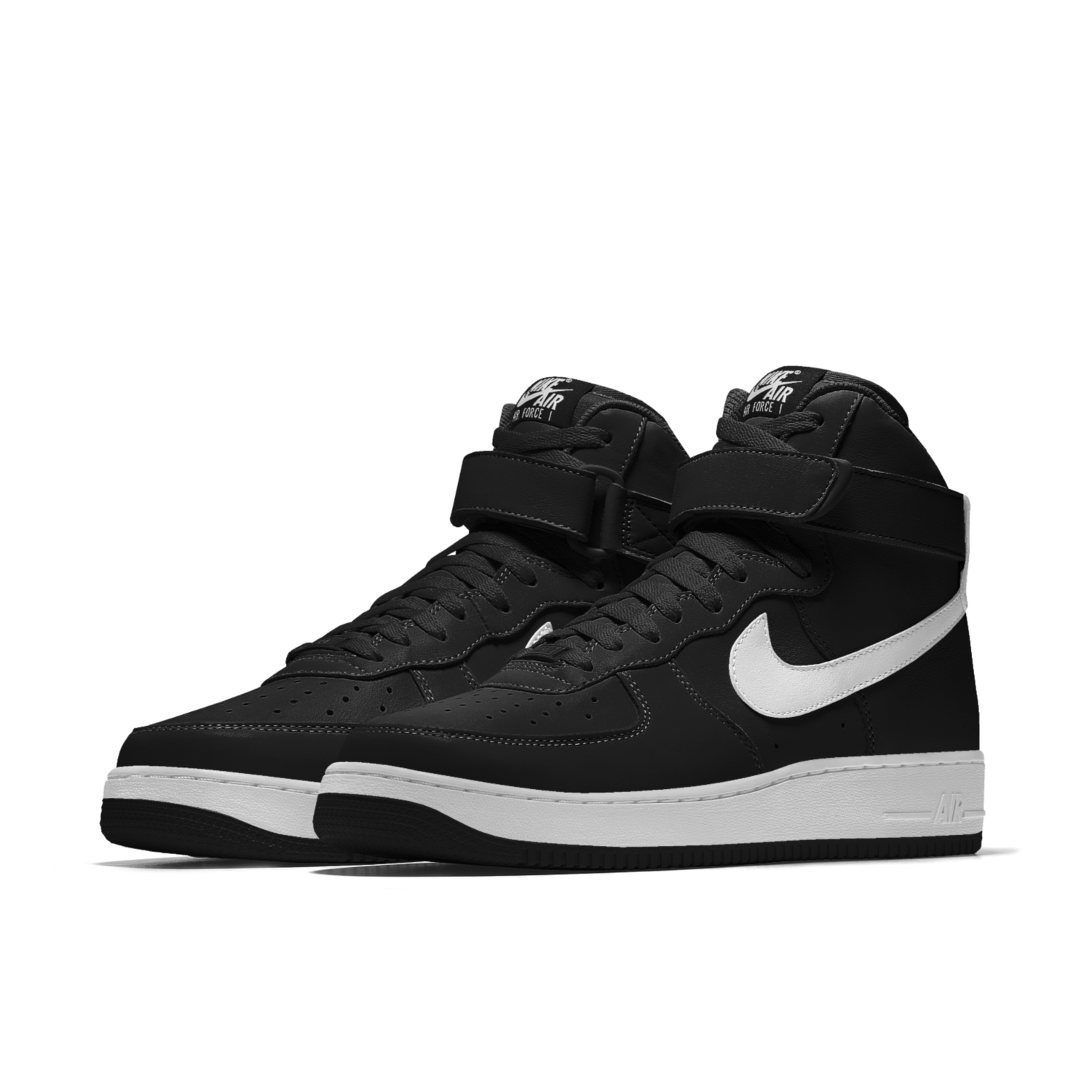 a9c5e2ac55 Nike Air Force 1 High iD Shoe. Nike.com IE | Outfits | Shoes ...