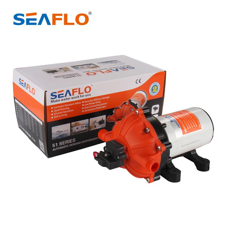 Seaflo Marine Water Pump 12v Dc High Pressure Pump Https App Alibaba Com Dynamiclink Touchid 62159321082 In 2020 Water Pressure Pump Diaphragm Pump Water Pumps