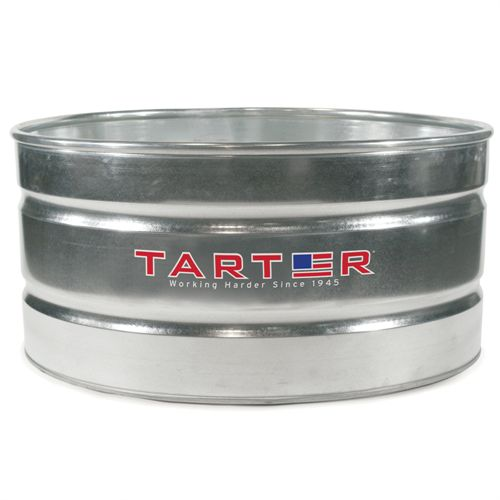 Tarter Galvanized Stock Tank 165 Gallon In 2020 Galvanized Stock Tank Stock Tank Poly Stock Tank