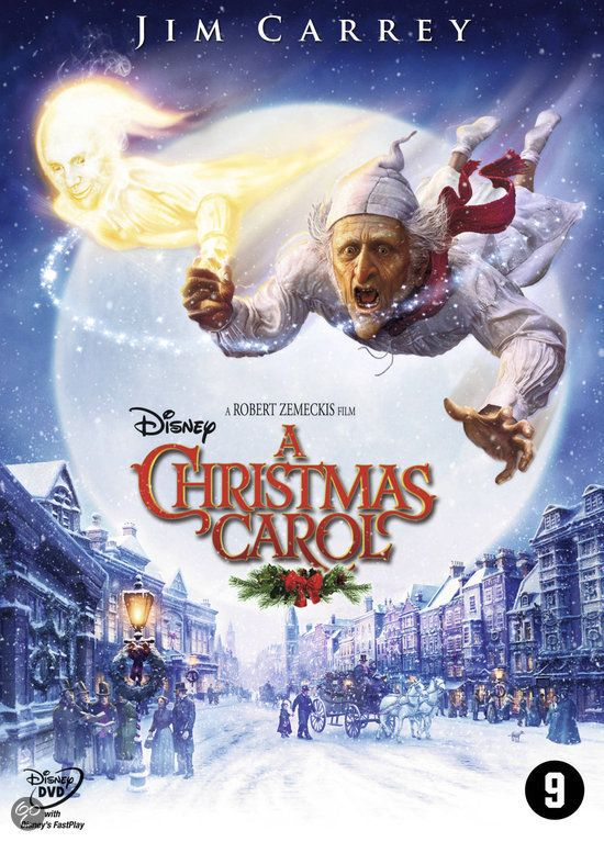 Disneys A Christmas Carol, het hartverwarmende avontuur voor het hele gezin, met Jim Carrey in ...