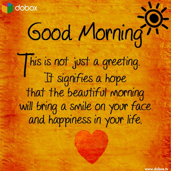 We Wish You All A Beautiful Morning Quotes Morning Greeting