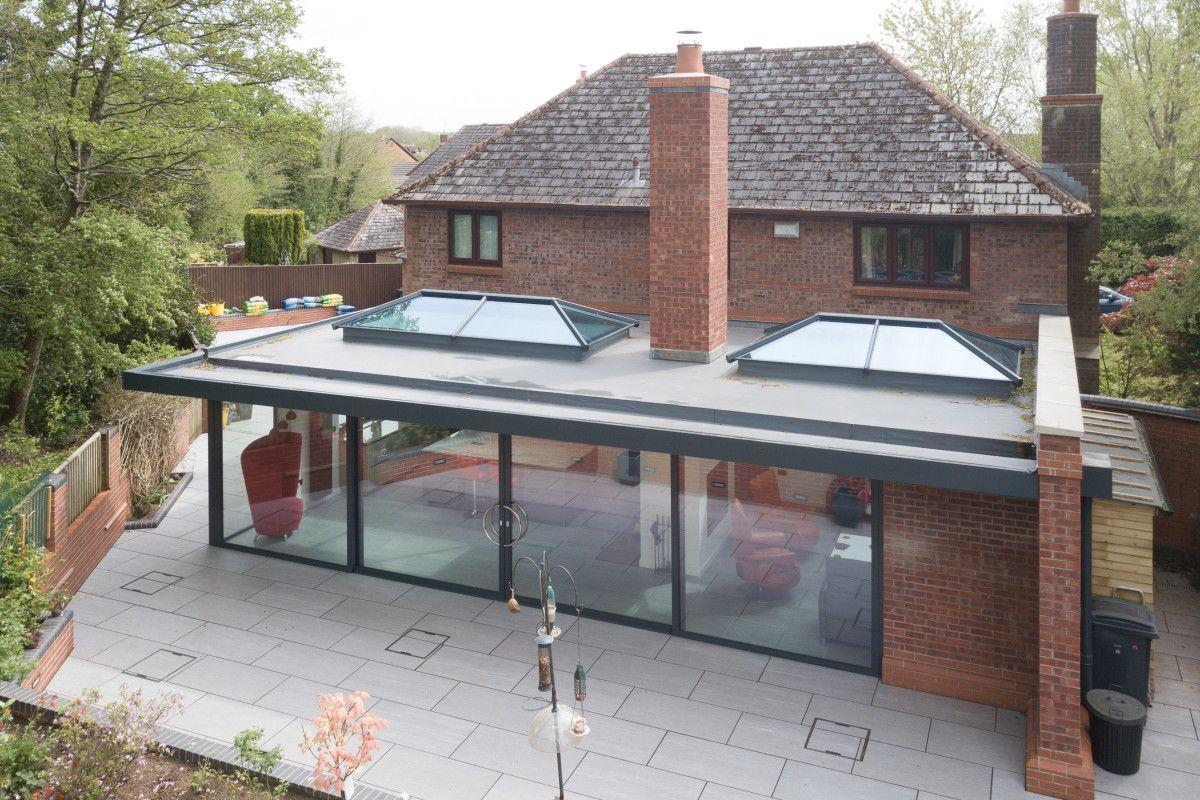 Inspiration Gallery Ultraframe Conservatory Roofs Conservatory Roof Roof Garden Room