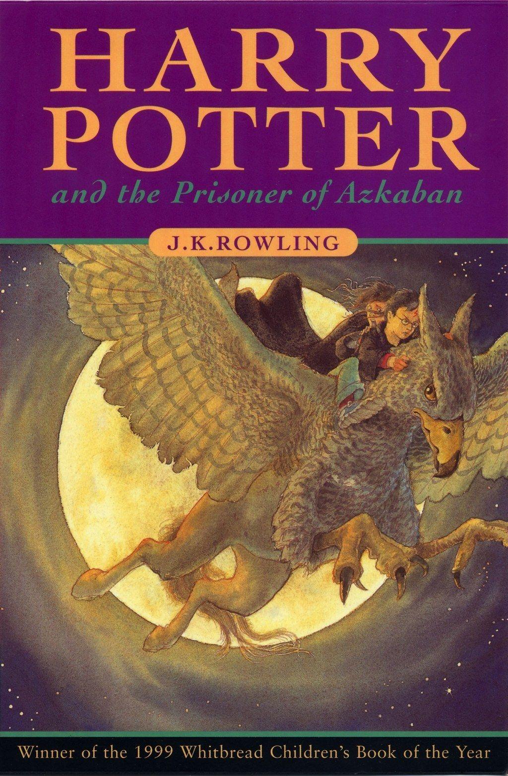 Harry Potter And The Prisoner Of Azkaban Rowling Harry Potter